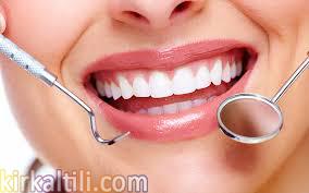 diş beyazlatma tedavisi, estetik diş hekimliği, Çürük diş tedavisi