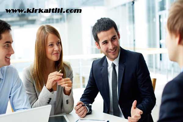 İş görüşmesinde giyilmesi gerekenler, iş görüşmesinde giyinme, iş görüşmesine nasıl giyinilir