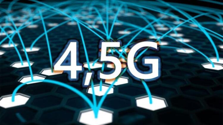 4.5 g teknolojisi, 4.5 g neden hızlı, cep telefonu internet bağlantısı