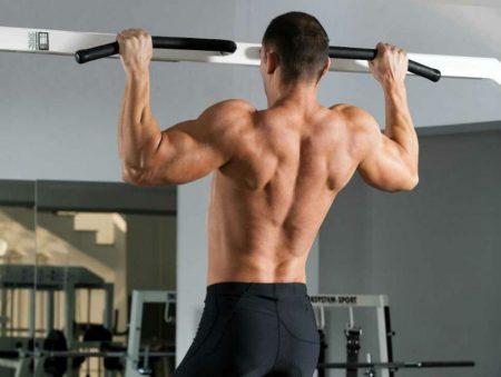 barfiks faydaları, barfiks ile vücut çalıştırma, barfiks vücudun nerelerini çalıştırır